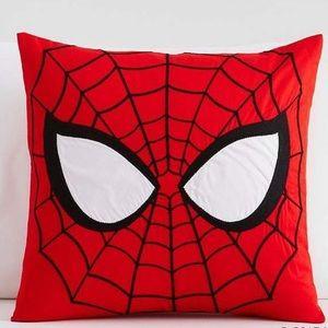 Pottery Barn Kids Spiderman Sham18X18 Inches